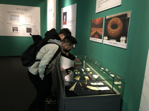 The largest amber exhibition in China