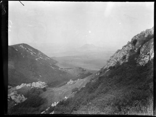 HCz.15(83) Panorama przez Lisią Przełęcz, Besztau
