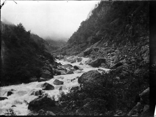 HCz.21(111) Kassarski wąwóz, Ładne widoki, Kaukaz