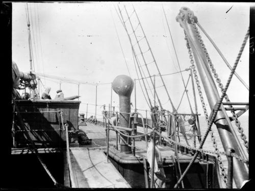 HCz.26(131) Na statku w odkrytym morzu, Morze Czarne