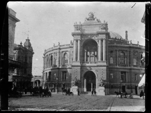 HCz.27(132) Teatr w Odessie