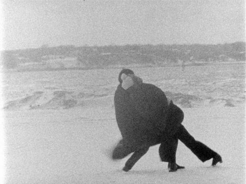 Joan Jonas, Wind, 1968. Dzięki uprzejmości Electronic Arts Intermix (EAI), New York.