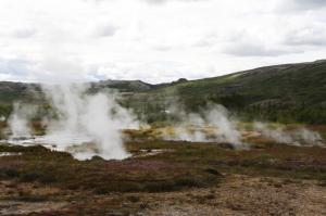 Pole geotermalne