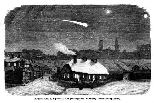 K.OSY (czasopismo ilustrowane tygodniowe) Nr 137 z 1 lutego 1868 r